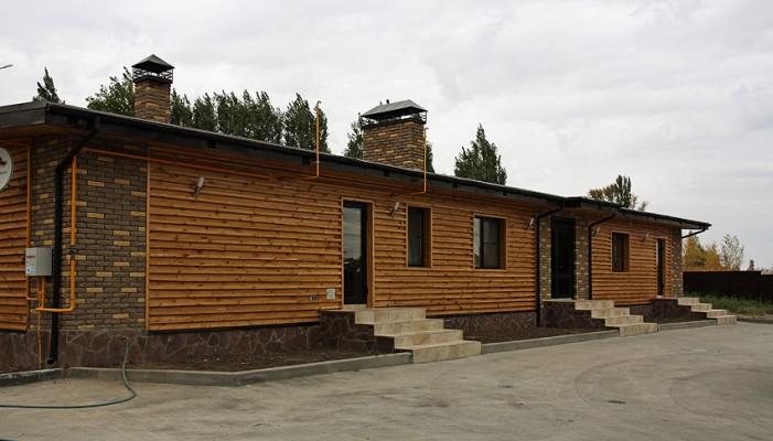Банный комплекс в Латошинке