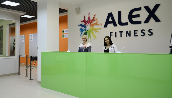Alex Fitness Чехов