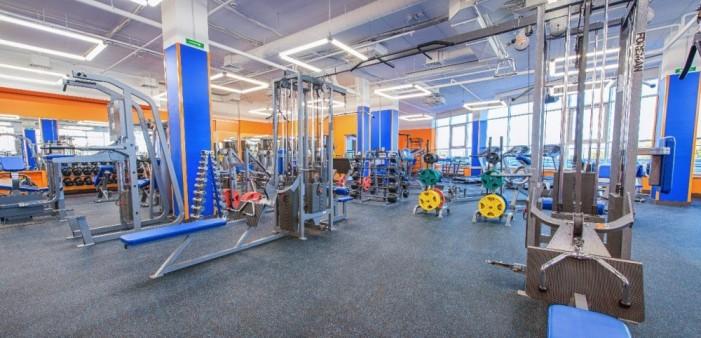 Arena gym & fight club