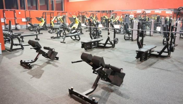 Экстрим фитнес