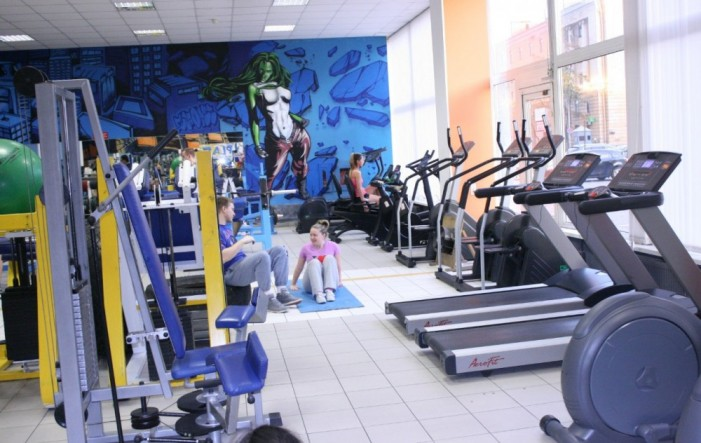 Graffiti gym