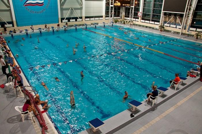 Центр плавания