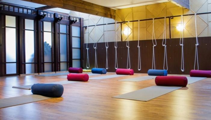 Garden yoga & spa