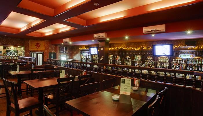 Gordon's Doctor Scotch Pub