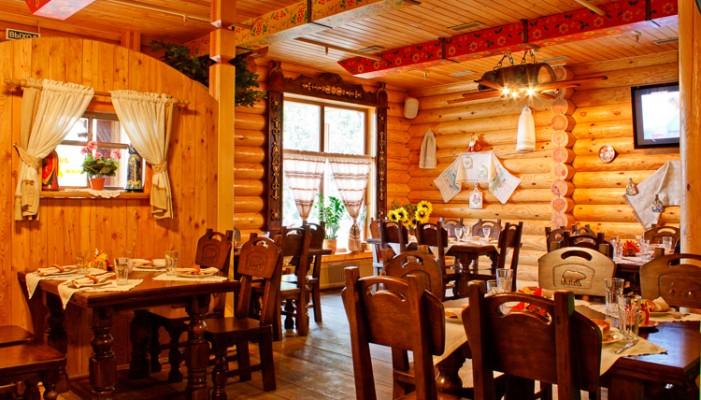 Дом русской кухни
