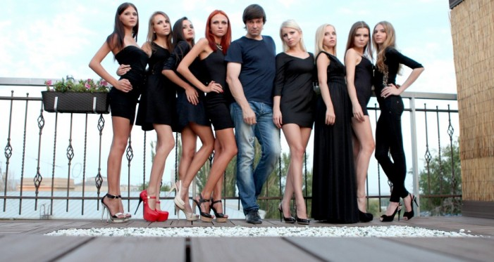 Russian Fotomodels