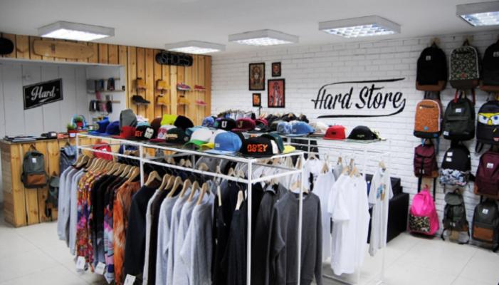 Hard store