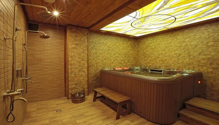Таежные бани