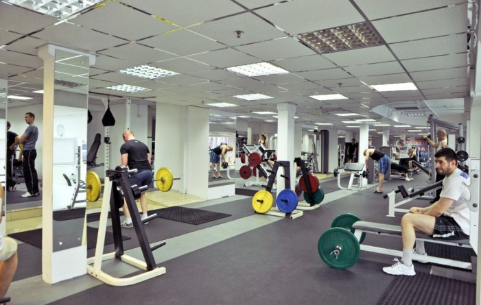 Gym Fitness Studio