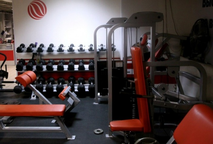 Hardcore-Gym