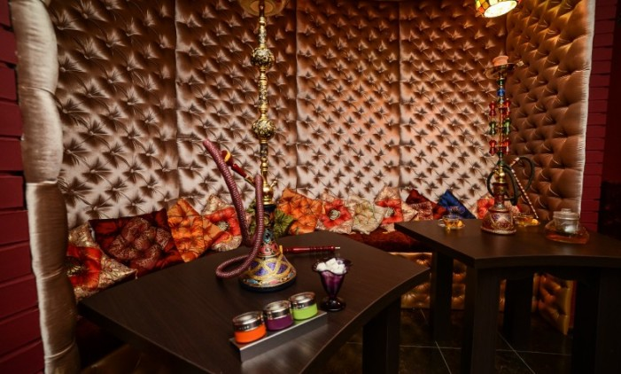 Shisha-room