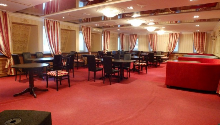 Leningrad hall