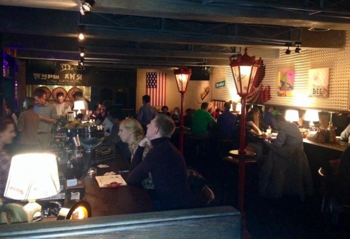 Drunken winnie american bar & burgers