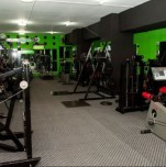 Тренажерный зал «Stetic»