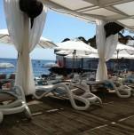 Пляжный клуб  «Malibu»
