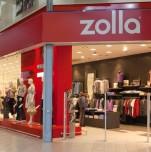Сеть магазинов одежды «Zolla»