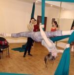 Студия воздушного спорта «ZeFIR»