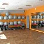 Фитнес-клуб «Atom»