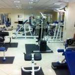 Тренажерный зал «Ахиллес»