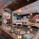 Кафе-бар «Саквояж для беременной шпионки»