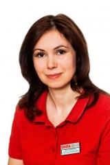 Токарева Анна Владимировна
