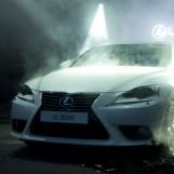 Презентация нового Lexus IS 2013