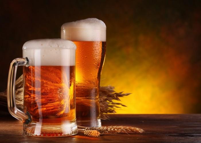 Один литр фирменного пива в подарок!
