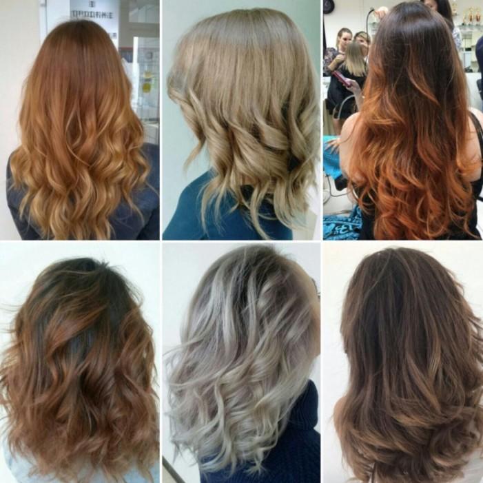 Курсы парикмахер-универсал в студии красоты Натальи Кравченко