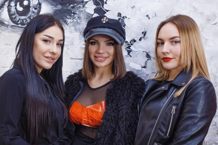 Открытие студии перманентного макияжа Кристины Паниной