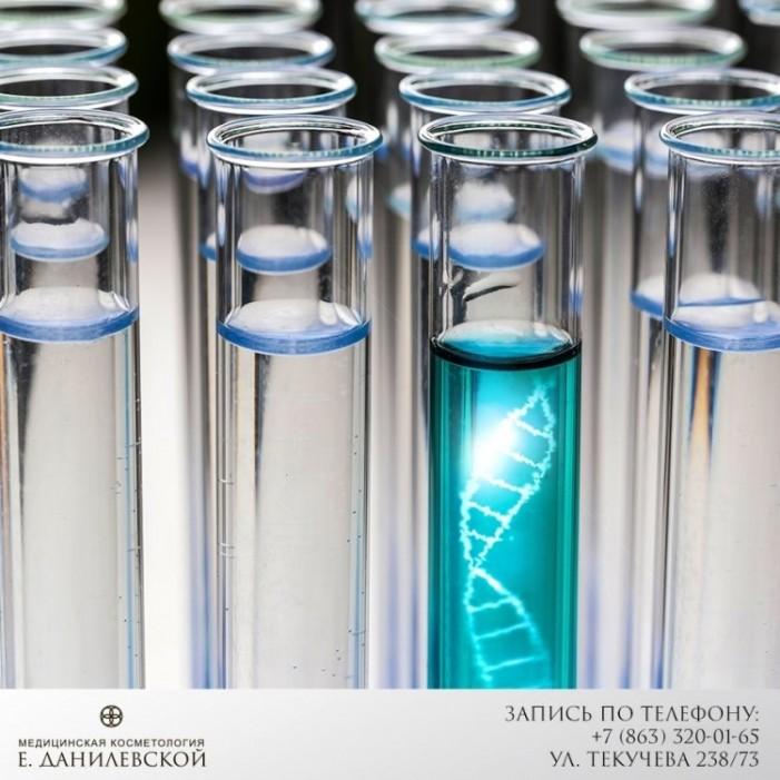 Персональный отчет MYGENETICS о ваших генетических предрасположенностях