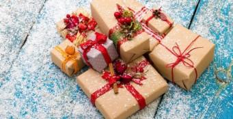 Календарь новогодних скидок и подарков!
