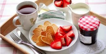 """Сытный и вкусный завтрак в кафе """"Гретель"""""""