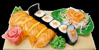 Скидка 20% на весь суши-бар при заказе доставки на сайте или по телефону!