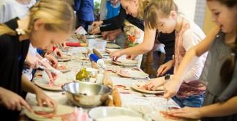 Кулинарная школа для малышей каждое воскресенье!