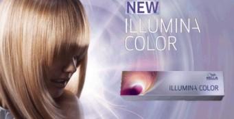 Окрашивание красителем нового поколения фирмы Wella - ILLUMINA COLOR!