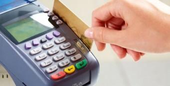 К оплате принимаются банковские карты