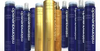 Miriamquevedo — испанский бренд профессиональной косметики для ухода за волосами