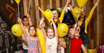 Ресторан ЯЛЛА - прекрасное место для детских праздников!
