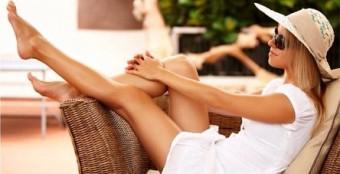 Парафинотерапия для ног!