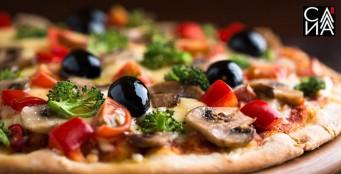 Теперь Вы можете купить любимую пиццу в ресторанах «СИЛЛА»!