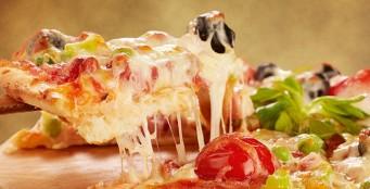 Как насчет пиццы?