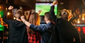 Прямые спортивные трансляции в HD качестве на большом экране!