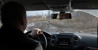 Внедорожный тест-драйв от Волга-Раст