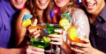 Наш клуб принимает заказы на организацию и проведение любых вечеринок!!
