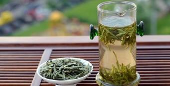 Свежий зеленый чай Лунцзин! Сбор - весна 2017 года!
