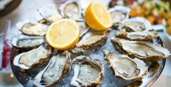 МАКАО: живые морепродукты
