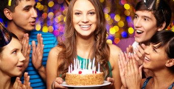 """Отмечайте день рождения в """"Белуге""""!"""