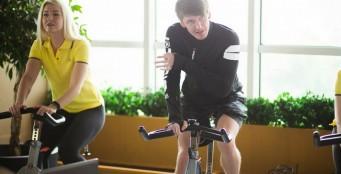 27 мая эксклюзивно для гостей PRIME Sport & Spa Антон Шапочка провел мастер – классы TRX и Cycle