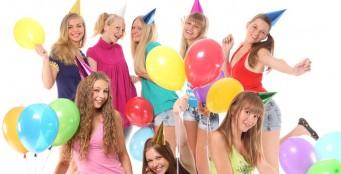 """Девичник или пижама-PARTY в салоне """"Ноготочки"""""""