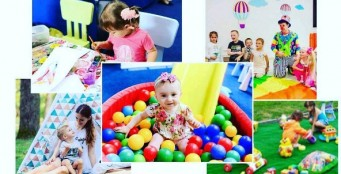 InstaBestFamily2016. Зона для малышей.